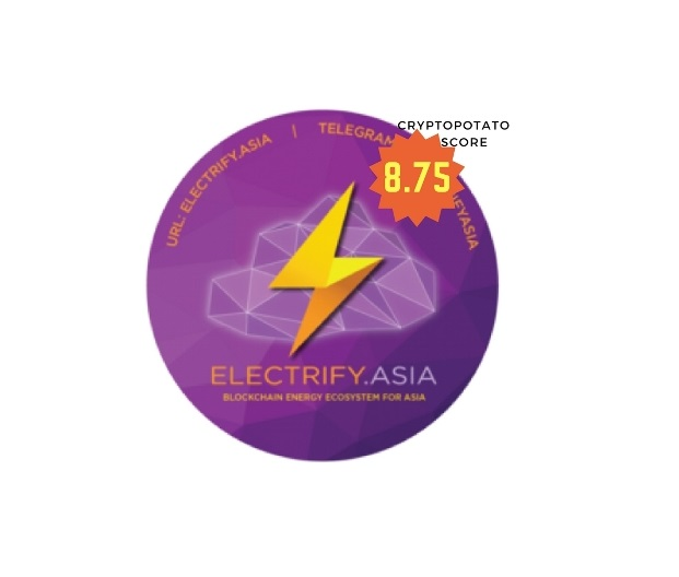 Elektrifizieren. Asia ICO Evaluation