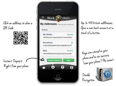 Alma eltávolítja a Blockchaint. info Alkalmazás iOS App Store alkalmazásból