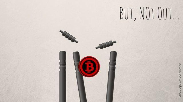 Bitcoin pris ned; Bearish Overarching Momentum