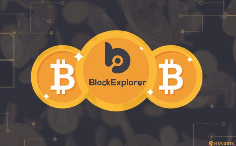 BlockExplorer. com etiketti BTC Bitcoin Legacy ja Go All-in Bitcoin Cash