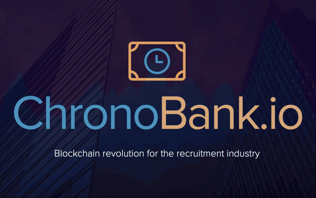 ChronoBank und Edway Group bringen Crypto-Revolution in den Recruitment-Sektor, Ankündigung der ICO bald