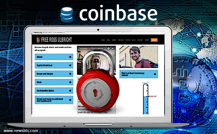 Coinbocca il Free Ross Account e Holds 16. 5 BTC Hostage