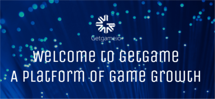 Powered by rEALITY Powered by GetGame Συνδέει παιχνίδια Indie Game και Επενδυτές over Blockchain